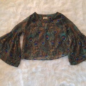 Show me your Mumu shear peacock to size S/M